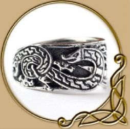Big Sigurd Dragon Slayer Ring